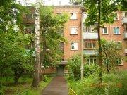 М.о, г.Пушкино, 2-х комн. квартира в м-не Мамонтовка перепланир. в 3-х - Фото 1