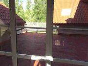 Уютный и красивый коттедж на 24 сотках, Тарасково - Фото 4