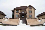 Продается усадьба из коттеджа и двух домов на высокой надпойменной тер - Фото 1