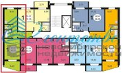 Продажа квартиры, Новосибирск, Ул. Спортивная, Купить квартиру в Новосибирске по недорогой цене, ID объекта - 319648050 - Фото 8