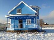 Новый дом с видом на озеро Савельево - Фото 3