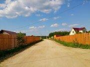 Продается 8 соток. Лес, река Ока. Развитая инфраструктура, ИЖС/прописка - Фото 1