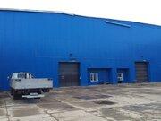 Аренда отапливаемого производственно-складского помещения,2680м2. - Фото 1