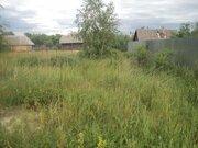 Участок ИЖС 12 соток. д. Титовская. Егорьевск. - Фото 1