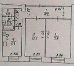 Двухкомнатная квартира по адресу: Элеваторная 3 (Мелькомбинат)