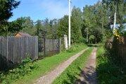 Участок 6 соток под Волоколамском, жд станция в доступности - Фото 1