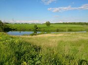 Участок 10 соток.Лес, река Ока в шаговой доступности. ПМЖ.93 км от МКАД - Фото 2