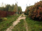 Участок 12 соток в пос.Беляная гора Рузский район 100 км от МКАД - Фото 3