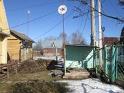 Продам дом в деревне Савельево, прописка, печь, колодец. - Фото 3