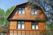 Отличный дачный дом в 65 км от Москвы. - Фото 1