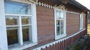 Дом в Псковской обл, Опочецком р-не, д. Арапы, 430км. от спб. - Фото 4