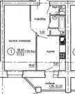 Продажа 1-комнатной квартиры, 42.42 м2, г Киров, Гороховская, д. 81 - Фото 2