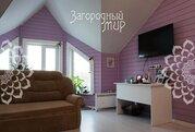 Новый экологичный дом в тихом селе недалеко от Москвы. - Фото 3