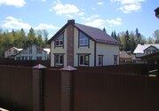 Продаётся новый дом 155 кв.м на участке 8 сот. в пос. Подосинки - Фото 1