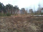 Земельный участок 13 соток в деревне Алексеевка-2 Щелковский район - Фото 3
