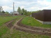 Земельный уч.12сот, д.Рудины, Ступинский р-он. - Фото 5