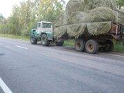 Красивый участок, ш. Горьковское, 50 км, Алексеево д. - Фото 5