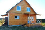 Дом с верандой на 12 сотках, 76 км от МКАД п.Першино - Фото 2