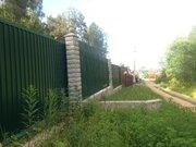 Участок в лесу, Боровск, подъезд асфальт, газ, элитное место - Фото 1