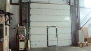 Аренда склад 630кв.м.г.Щелково, холодный - Фото 2