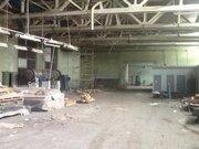 Аренда помещения 3340 кв.м. под склад или производство. Мытищи.
