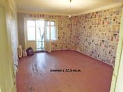 Комната 22 кв.м. с балконом в 3-хк. кварт. 56 кв.м, Лесной пр. д.37/5 - Фото 1