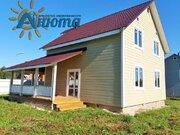 Дом в коттеджном поселке в Подмосковье ( 3 км от Новой Москвы) - Фото 3