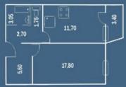 2 330 000 Руб., Цена ниже рынка!, Купить квартиру в новостройке от застройщика Новое Девяткино, Всеволожский район, ID объекта - 320204067 - Фото 1