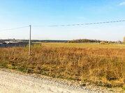 Участок, 50 соток, под дачное строительство, рядом с д. Гурьево - Фото 3