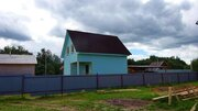 Новый дом в деревне Тендиково, черта Дмитрова - Фото 2