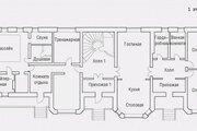 Дом с бассейном 545 кв.м. на лесном участке, 26 км по Калужскому ш. - Фото 2