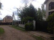 Лесной участок 15 соток в обжитом шикарном месте 5 км от г. Чехов - Фото 4