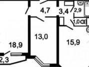 Продам двухкомнатную квартиру в Путилково, ул.Сходненская - Фото 3