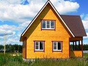 Дом 120 м2 в д.Дворищи - Фото 1