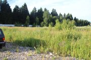 Земельный участок 10 соток с фундаментом, электричеством, газом - Фото 4