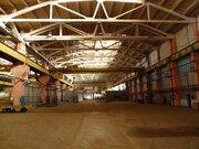 Производственное помещение 3300 кв.м С мостовыми кранами 10 Тонн! - Фото 2