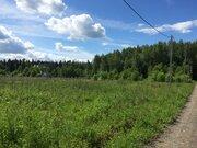 Участок в деревне Повадино 13 соток - Фото 1
