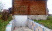 Дом, баня и хоз блок на участке 9 соток в д. Кравцово - Фото 3
