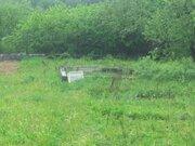 Участок в д. Шараповка, Можайское ш. 26 км от МКАД - Фото 1