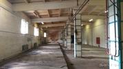 Сдается теплое складское помещение 917м2, 1эт, на ул.Новоселов дом 49 - Фото 2