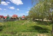 Участок 11 соток ИЖС в Солнечногорске