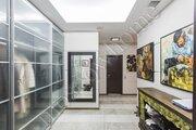 Трехкомнатная квартира в г. Москва, 1-й Зачатьевский пер-к, дом 5 - Фото 1