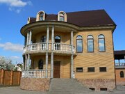 Шикарный большой особняк с бассейном и сауной недалеко от Москвы. - Фото 1