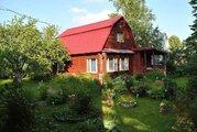 Дачный комплекс в СНТ Гагаринец у д. Шапкино