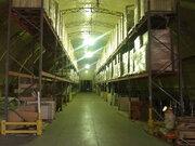 Сдам отапливаемый склад 930м2, 1 этаж, подъезд фуры - Фото 1