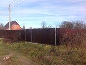 Продается земельный участок 22 сотки, Калужская область - Фото 1