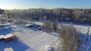 Яхрома участок граничащей с лесом площадью 9 соток 1 км озеро свет - Фото 4
