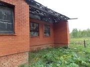 Продается недостроенный жилой дом 180,6 кв. м в с. Подъячево . - Фото 4
