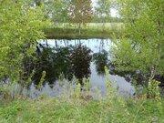20 соток ИЖС с озером на участке - Фото 1