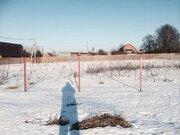 Продаётся участок, 5 соток, ИЖС. Одинцовский район, д.Кобяково - Фото 1